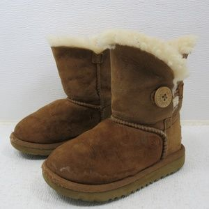 UGG Bailey Button Winter Boots Insulated Australia